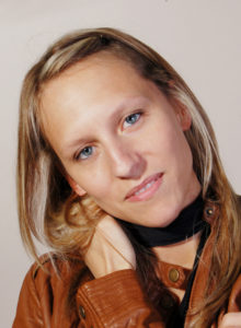 acting headshot of a white woman with blonde hair